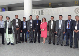 Strengthening the Pharmaceutical Sector in Afghanistan: A Study Tour of the Afghan National Medicines Services Organization to Turkey