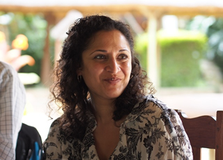 On the Death of our Colleague Anita Datar
