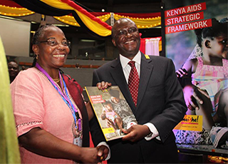 HPP Supports Government In Developing New Kenya AIDS Strategic Framework