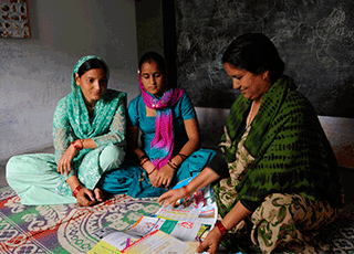 Learn more about our work in Family Planning and Reproductive Health