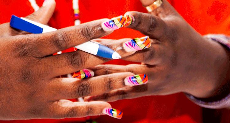 Hands at the EI 6th World Congress-EI-PSI LGBT Forum