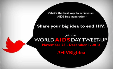 Image of World AIDS Day graphic