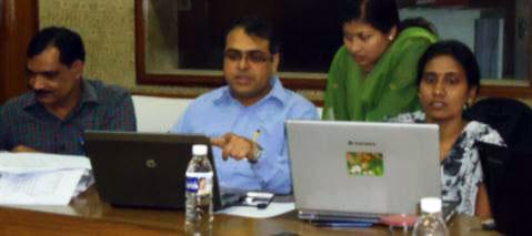 Image of software models workshop participants