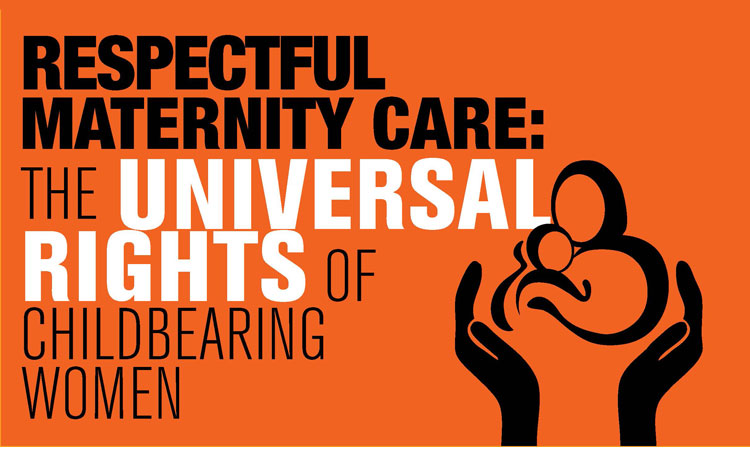 Image of Respectful Maternity Care logo