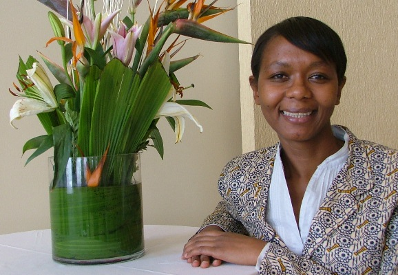 Image of Ruth Musila, participant at HPP workshop for African women leaders