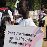 Photo of the CHRAJ Ghana stigma and discrimination reporting portal launch