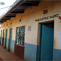 Kenyan health clinic