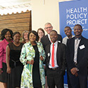 individuals at the HPP Malawi EOP event