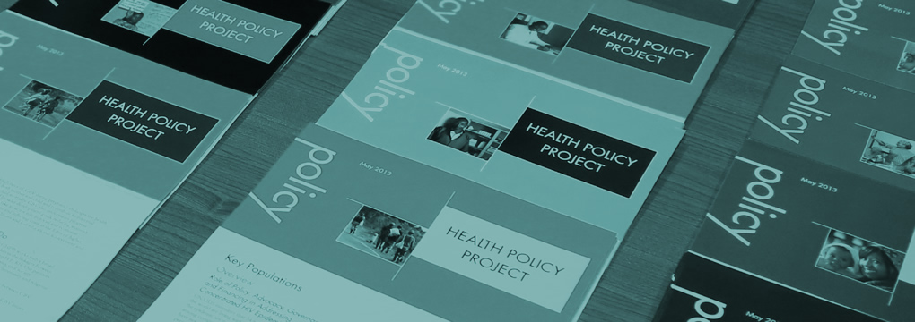 health policy project
