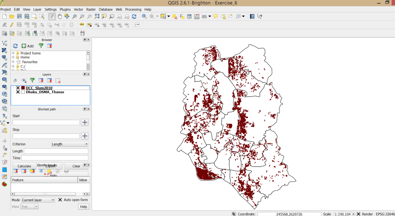 3 4 GeoHealth Mapping GIS Training