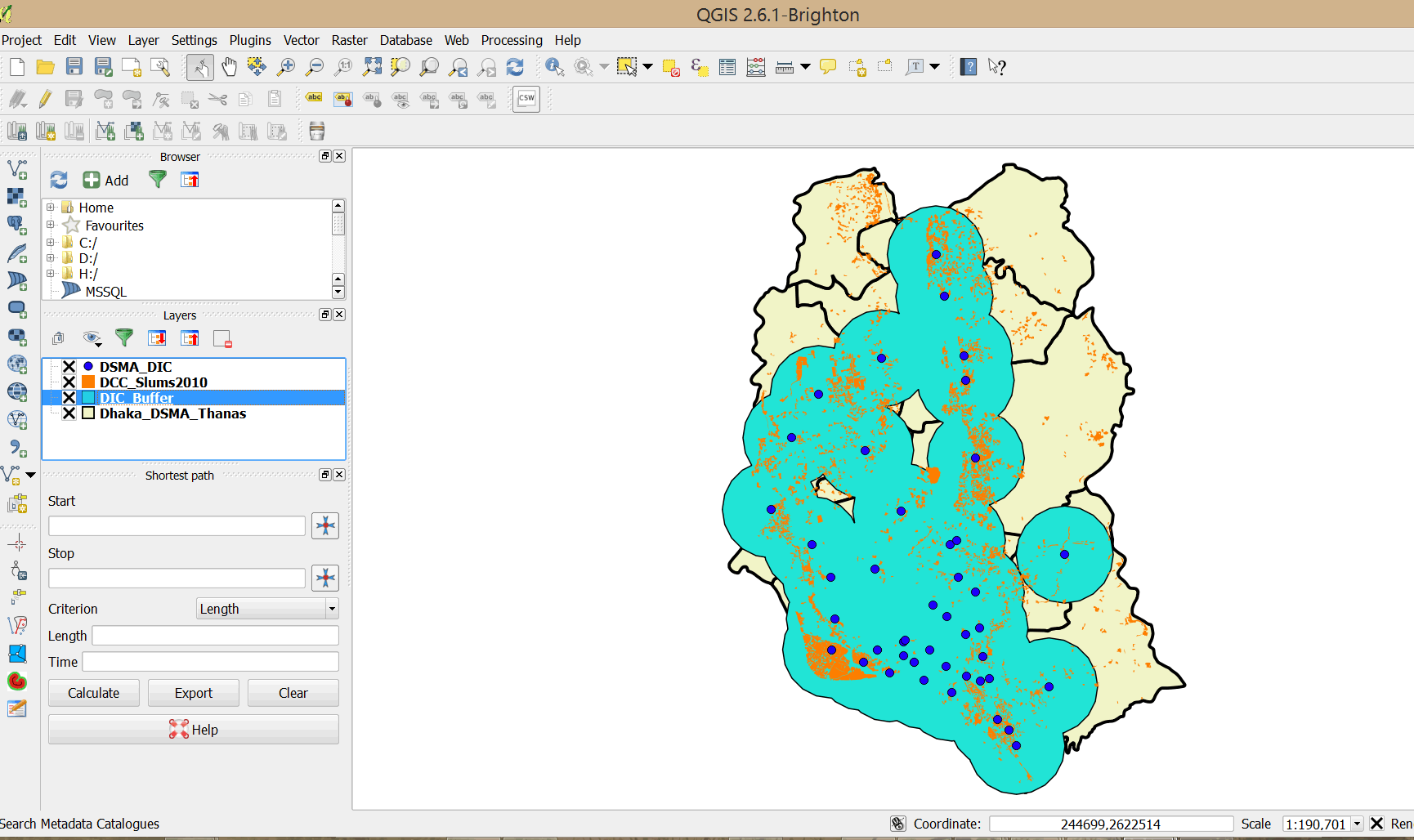 3 5 GeoHealth Mapping GIS Training